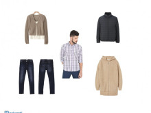 European brand winter clothes for men and women